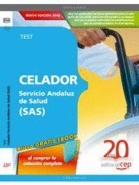CELADOR SERVICIO ANDALUZ DE SALUD (SAS). TEST