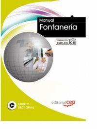 MANUAL DE FONTANERÍA. FORMACIÓN PARA EL EMPLEO