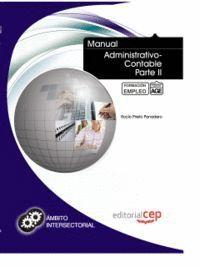 MANUAL ADMINISTRATIVO-CONTABLE PARTE II. FORMACIÓN PARA EL EMPLEO