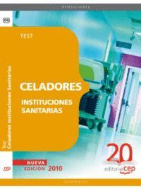 CELADORES DE INSTITUCIONES SANITARIAS. TEST