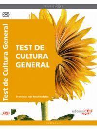 TEST DE CULTURA GENERAL