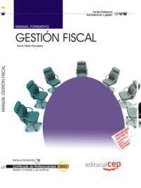 MANUAL GESTIÓN FISCAL. CERTIFICADOS DE PROFESIONALIDAD