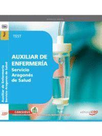 AUXILIAR DE ENFERMERA SERVICIO ARAGONÉS DE SALUD. TEST