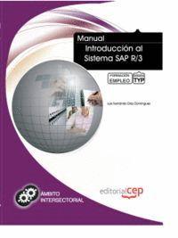 MANUAL INTRODUCCIÓN AL SISTEMA SAP R/3. FORMACIÓN PARA EL EMPLEO
