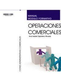 MANUAL OPERACIONES ADMINISTRATIVAS COMERCIALES. CERTIFICADOS DE PROFESIONALIDAD