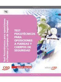 TEST PSICOTÉCNICOS PARA OPOSICIONES A FUERZAS Y CUERPOS DE SEGURIDAD