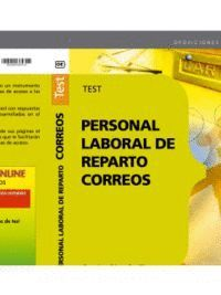 PERSONAL LABORAL DE REPARTO. CORREOS. TEST