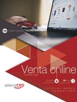 VENTA ONLINE (COMT105PO). ESPECIALIDADES FORMATIVAS