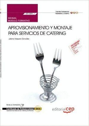 MANUAL EDICION COLOR TECNICAS ADMINISTRATIVAS BASICAS DE OFICINA OPERACIONES BASICAS DE CATERING (HO