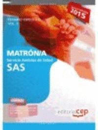 MATRON/A SERVICIO ANDALUZ DE SALUD VOL 2