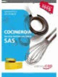 COCINERO/A. SERVICIO ANDALUZ DE SALUD (SAS). SIMULACROS DE EXAMEN