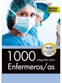1000 PREGUNTAS PARA ENFERMEROS/AS