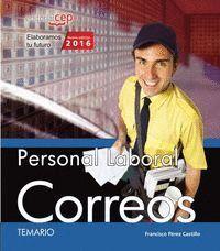 TEMARIO PERSONAL LABORAL DE CORREOS