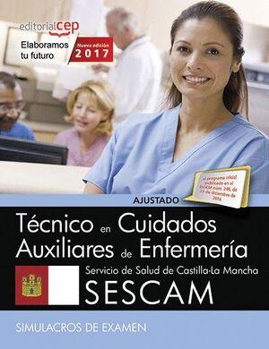 TÉCNICO/A EN CUIDADOS AUXILIARES DE ENFERMERA. SERVICIO DE SALUD DE CASTILLA-LA MANCHA (SESCAM). SI