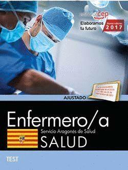 ENFERMERO/A DEL SERVICIO ARAGONÉS DE SALUD. SALUD. TEST