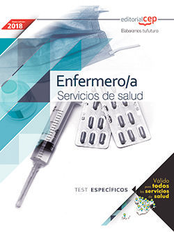 ENFERMERO/A. SERVICIOS DE SALUD. TEST ESPECÍFICOS