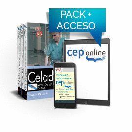 PACK DE LIBROS. CELADOR. SERVICIO GALLEGO DE SALUD (SERGAS)