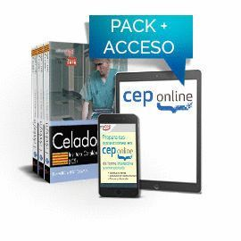 PACK DE LIBROS. CELADOR/A. INSTITUTO CATALÁN DE SALUD (ICS)
