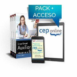PACK DE LIBROS. CUERPO GENERAL AUXILIAR DE LA ADMINISTRACIÓN DEL ESTADO (TURNO L