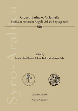 SYRO-ARABICA. GRAECO-LATINA ET ORIENTALIA