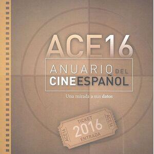 ANUARIO DEL CINE ESPAÑOL 2016