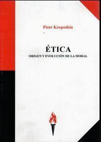 ETICA. ORIGEN Y EVOLUCION DE LA MORAL