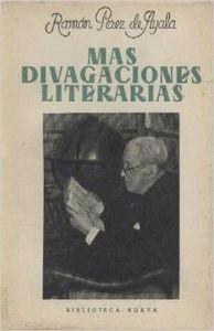 MÁS DIVAGACIONES LITERARIAS