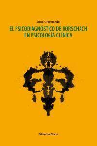 PSICODIAGNÓSTICO DE RORSCHACH EN PSICOLOGA CLNICA