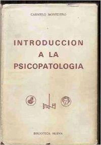 INTRODUCCIÓN A LA PSICOPATOLOGA