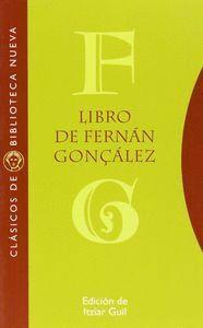 LIBRO DE FERNÁN GONÇÁLEZ