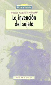 LA INVENCIÓN DEL SUJETO