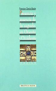 PRESENCIA Y AUSENCIA DE LO SAGRADO EN ORIENTE Y OCCIDENTE ORIENTE Y OCCIDENTE (ED.BIBLIOTECA NUEVA