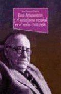 LUIS ARAQUISTAIN Y EL SOCIALISMO ESPAÑOL EN EL EXILIO (1939-1959)