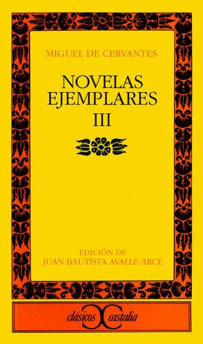 NOVELAS EJEMPLARES, III