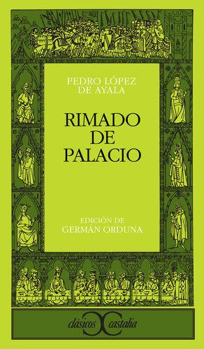 RIMADO DE PALACIO                                                               .