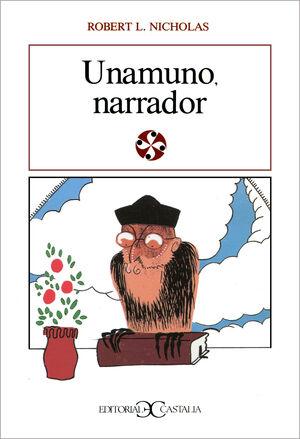 UNAMUNO, NARRADOR                                                               .