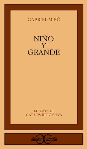 NIÑO Y GRANDE                                                                   .