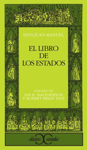 EL LIBRO DE LOS ESTADOS                                                         .