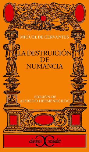 LA DESTRUICIÓN DE NUMANCIA                                                      .