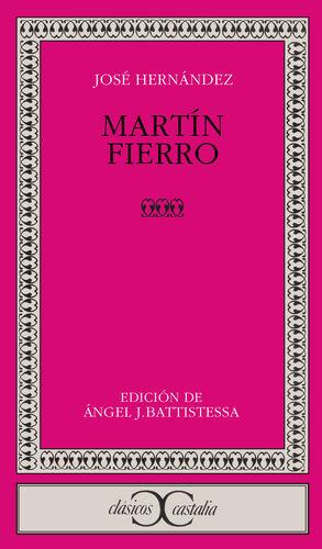 MARTÍN FIERRO                                                                   .