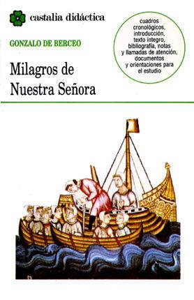 MILAGROS DE NUESTRA SEÑORA                                                      .