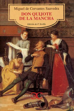 DON QUIJOTE DE LA MANCHA                                                        .