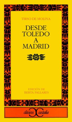 DESDE TOLEDO A MADRID                                                           .