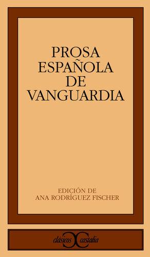 PROSA ESPAÑOLA DE VANGUARDIA                                                    .