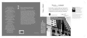 GESTIÓN E INSPECCIÓN DEL IMPUESTO SOBRE EL INCREMENTO DEL VALOR DE LOS TERRENOS DE NATURALEZA URBANA (2.ª EDICIÓN)