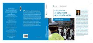 GUÍA PRÁCTICA DE ACTUACIÓN DE LA POLICÍA LOCAL