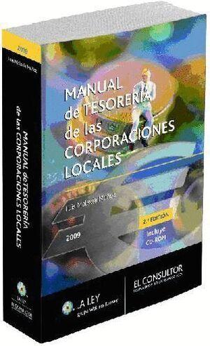 MANUAL DE TESORERÍA DE LAS CORPORACIONES LOCALES (3.ª EDICIÓN)