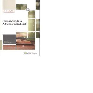 FORMULARIOS DE LA ADMINISTRACIÓN LOCAL