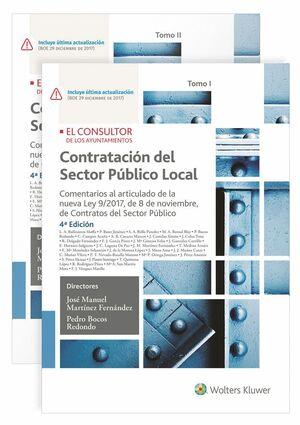 CONTRATACIÓN DEL SECTOR PÚBLICO LOCAL (4.ª EDICIÓN)