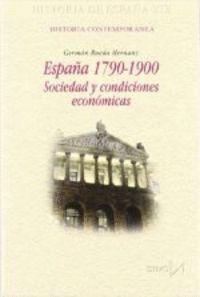 ESPAÑA 1790-1900